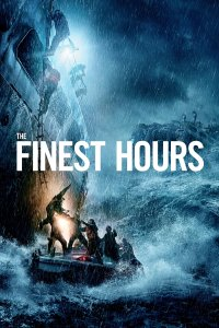 "Poster for the movie ""The Finest Hours"""