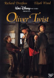 "Poster for the movie ""Oliver Twist"""