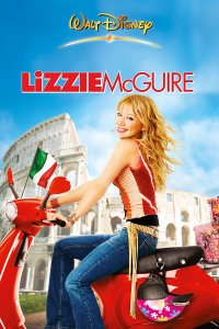 "Poster for the movie ""The Lizzie McGuire Movie"""