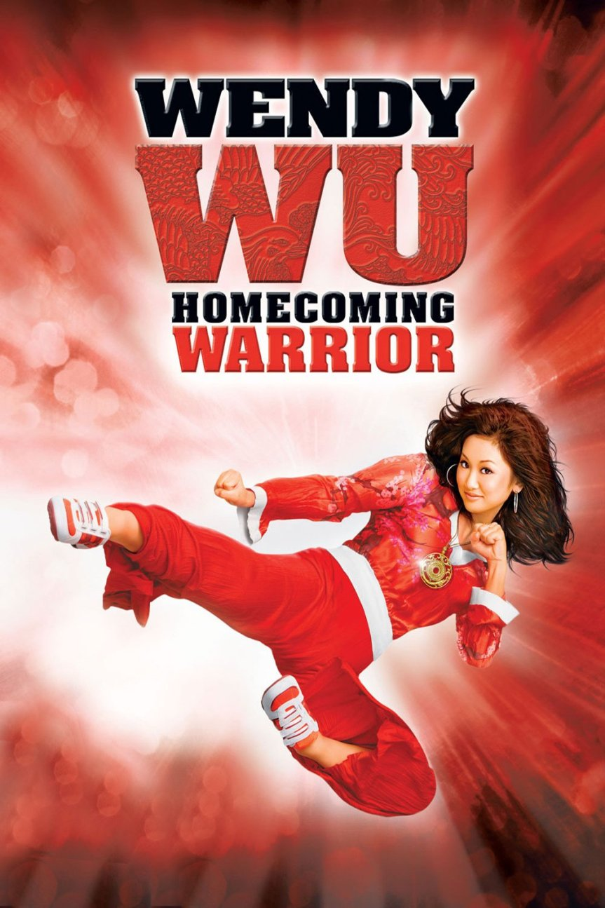 """Poster for the movie """"Wendy Wu: Homecoming Warrior"""""""
