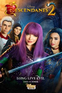 "Poster for the movie ""Descendants 2"""