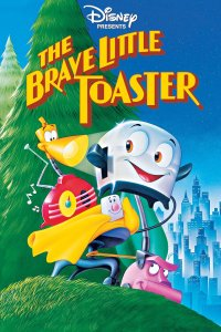 "Poster for the movie ""The Brave Little Toaster"""
