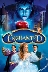 "Poster for the movie ""Enchanted"""