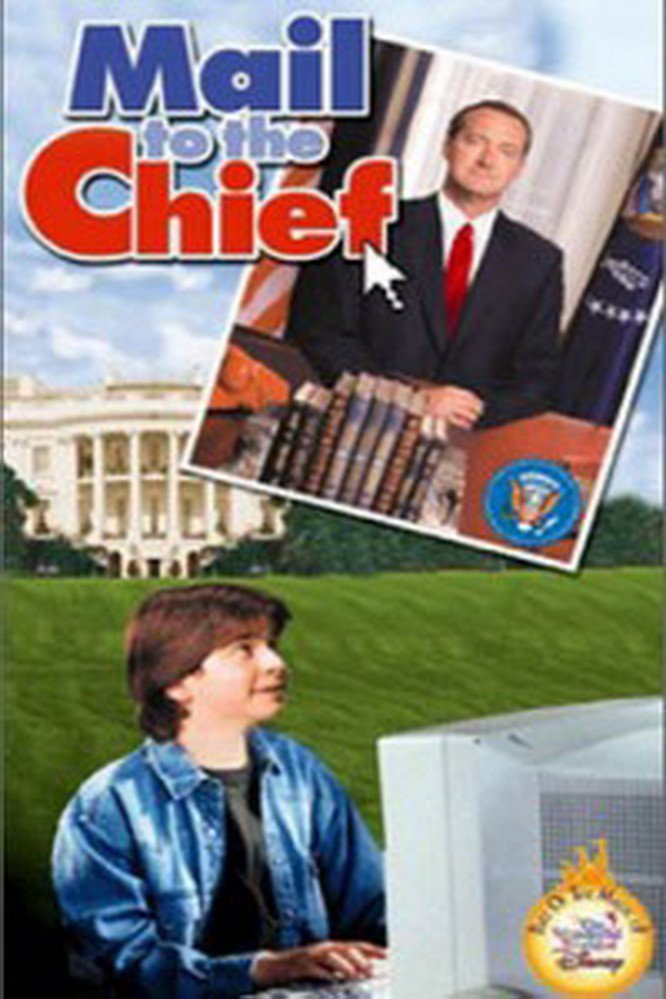 """Poster for the movie """"Mail To The Chief"""""""