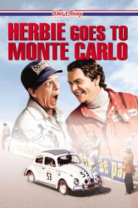 """Poster for the movie """"Herbie Goes To Monte Carlo"""""""
