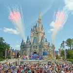 Over-Capacity Christmas Crowd Leads to Brief Closure of The Magic Kingdom in Disney World