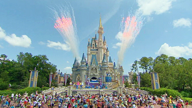 List of Magic Kingdom Rides by Land at Disney World
