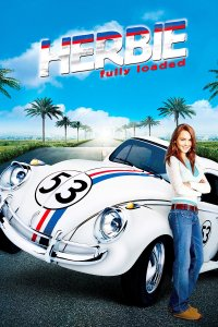 "Poster for the movie ""Herbie Fully Loaded"""