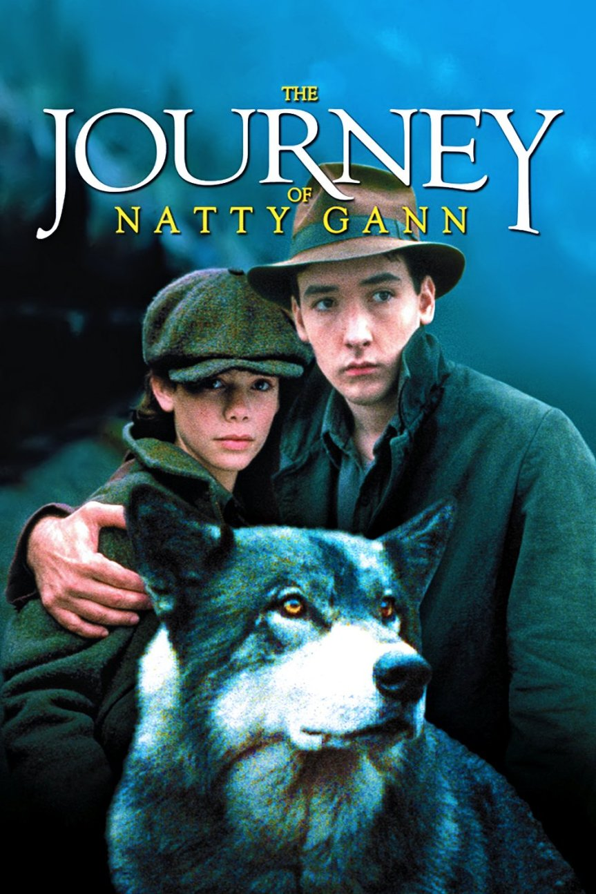 "Poster for the movie ""The Journey of Natty Gann"""