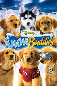 "Poster for the movie ""Snow Buddies"""