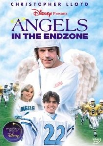 "Poster for the movie ""Angels in the Endzone"""