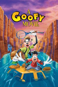 "Poster for the movie ""A Goofy Movie"""