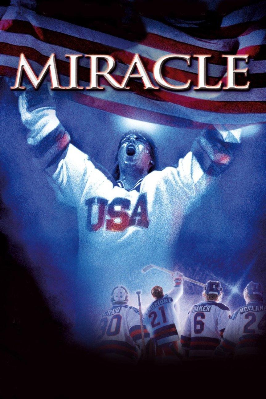 """Poster for the movie """"Miracle"""""""