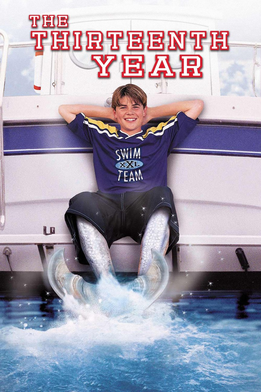 "Poster for the movie ""The Thirteenth Year"""