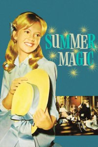 "Poster for the movie ""Summer Magic"""