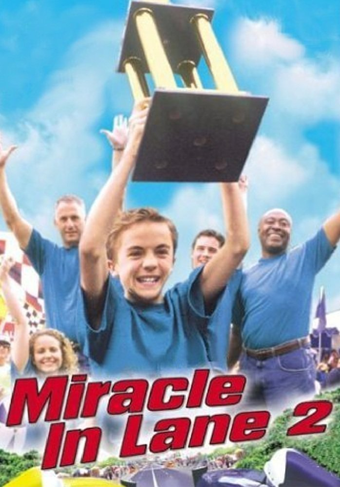 "Poster for the movie ""Miracle In Lane 2"""