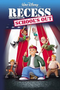 "Poster for the movie ""Recess: School's Out"""