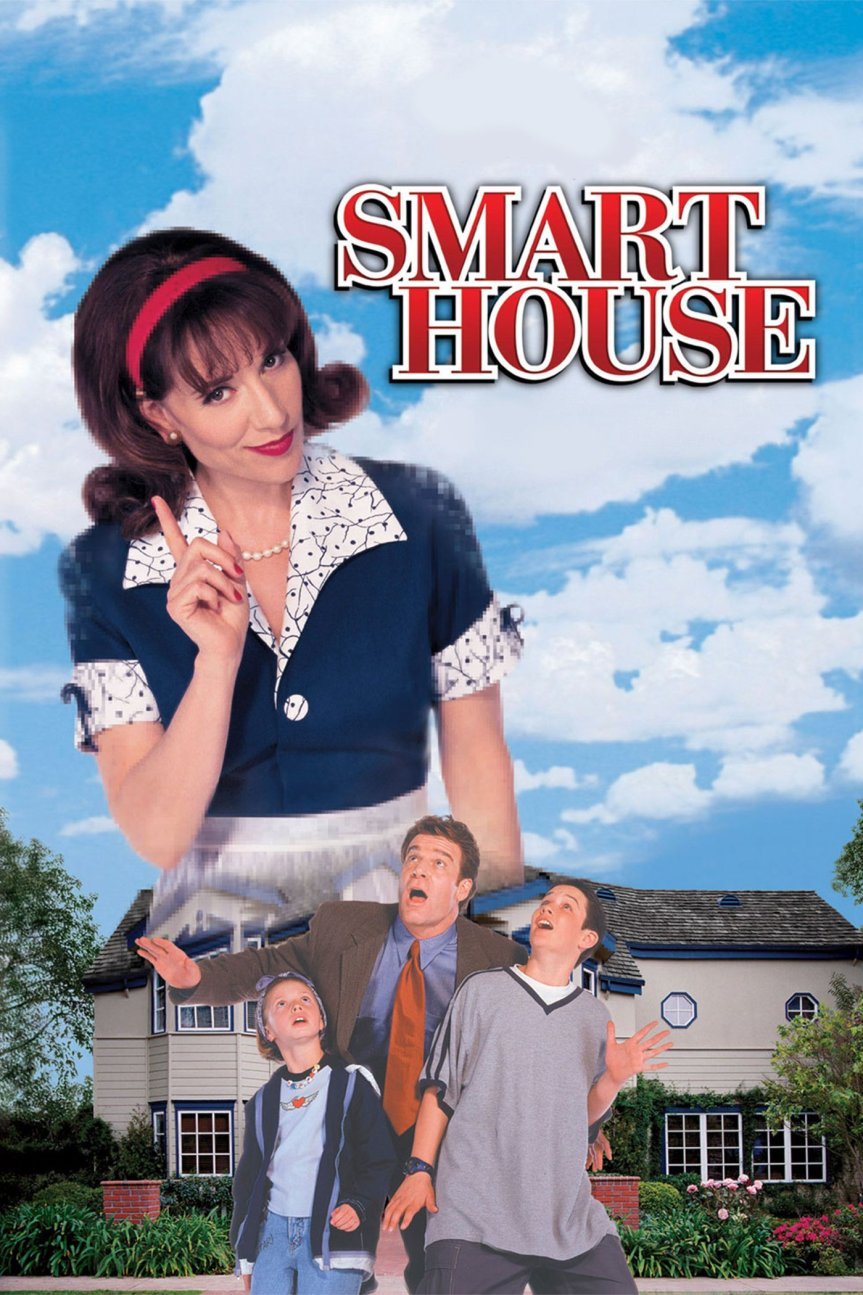 "Poster for the movie ""Smart House"""
