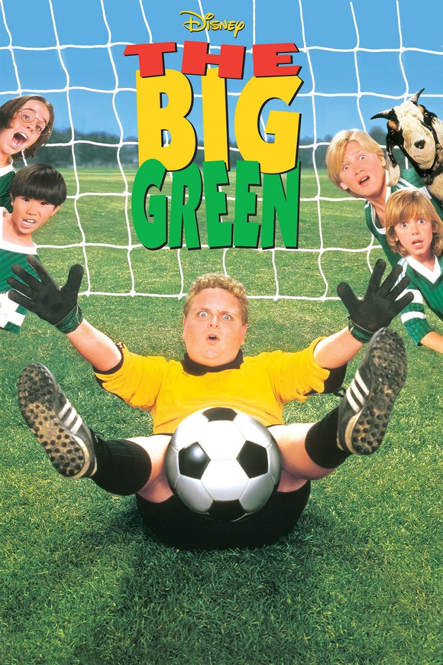 """Poster for the movie """"The Big Green"""""""