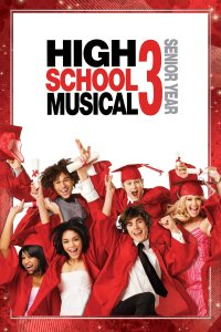 "Poster for the movie ""High School Musical 3: Senior Year"""