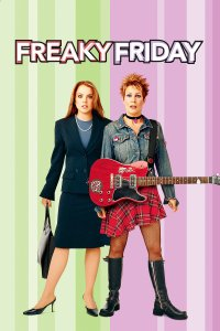 "Poster for the movie ""Freaky Friday"""