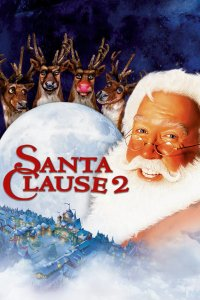 "Poster for the movie ""The Santa Clause 2"""
