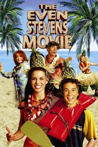 "Poster for the movie ""The Even Stevens Movie"""