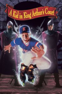 "Poster for the movie ""A Kid in King Arthur's Court"""