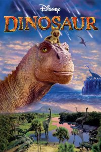 "Poster for the movie ""Dinosaur"""