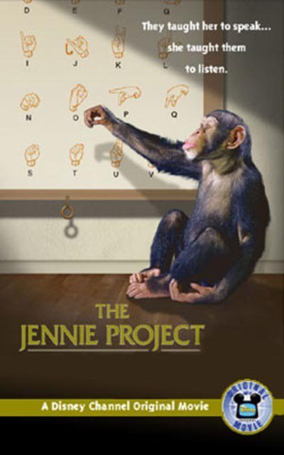 """Poster for the movie """"The Jennie Project"""""""