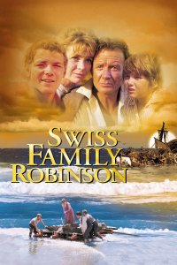 "Poster for the movie ""Swiss Family Robinson"""