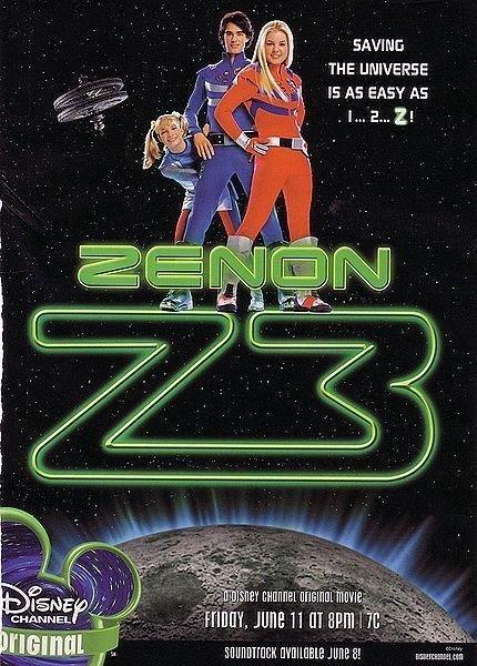 """Poster for the movie """"Zenon: Z3"""""""