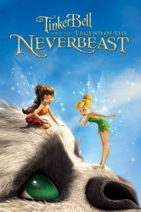 "Poster for the movie ""Tinker Bell and the Legend of the NeverBeast"""