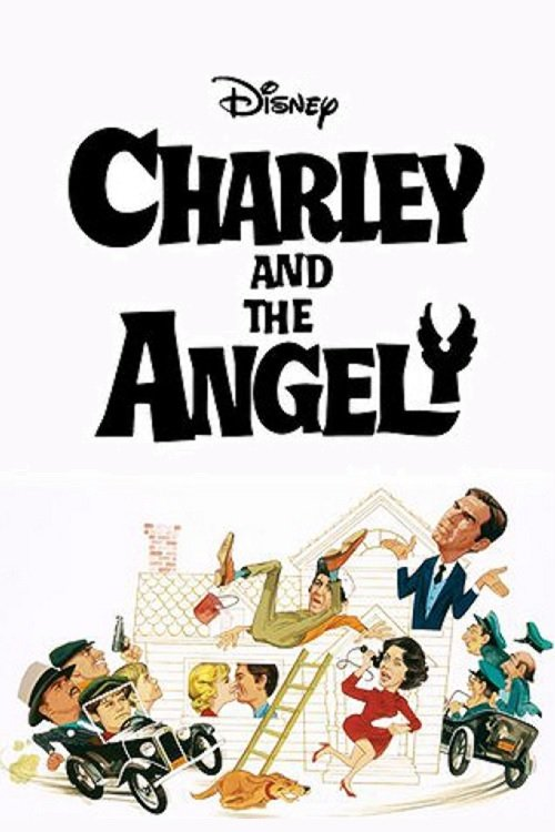 """Poster for the movie """"Charley and the Angel"""""""