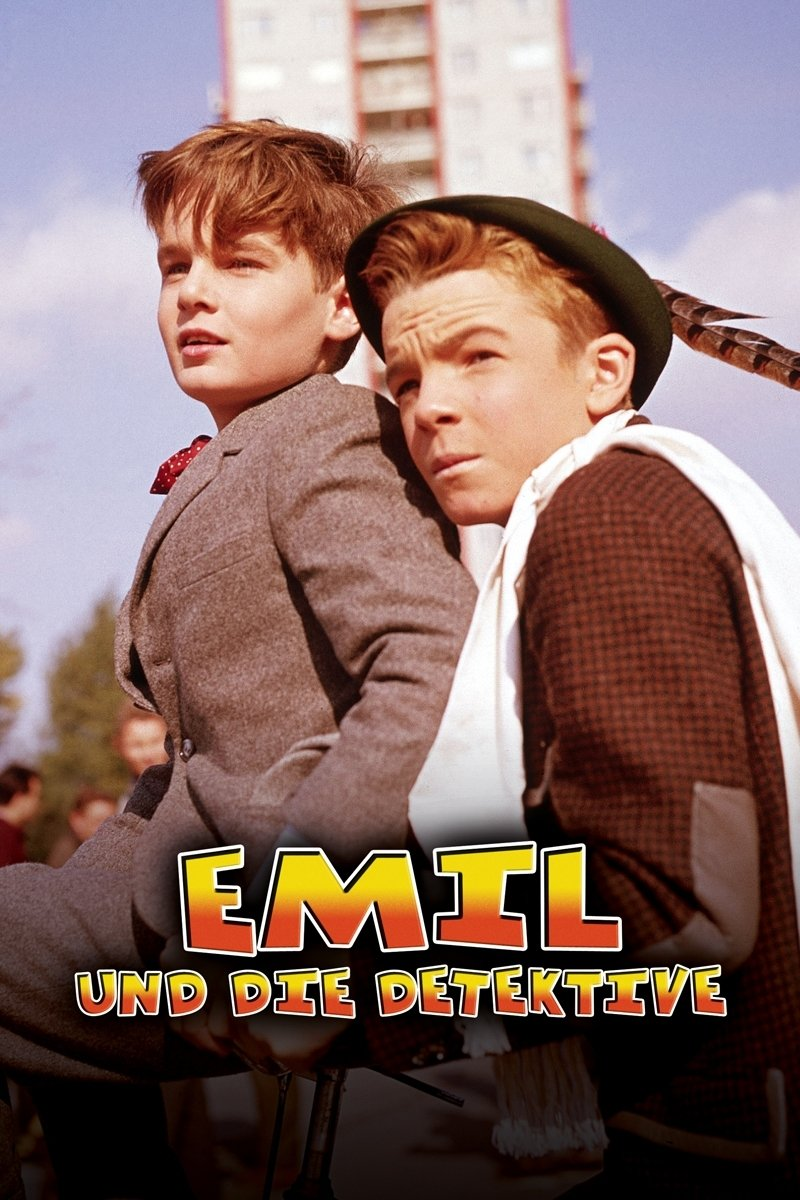 """Poster for the movie """"Emil and the Detectives"""""""