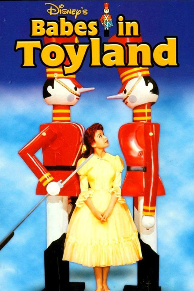 "Poster for the movie ""Babes in Toyland"""