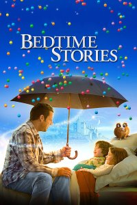 "Poster for the movie ""Bedtime Stories"""