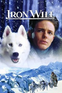 """Poster for the movie """"Iron Will"""""""