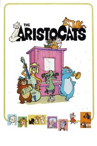 "Poster for the movie ""The Aristocats"""