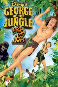 "Poster for the movie ""George of the Jungle 2"""