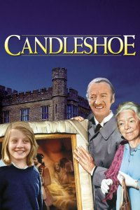 "Poster for the movie ""Candleshoe"""