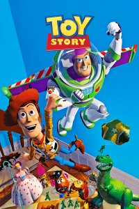 "Poster for the movie ""Toy Story"""