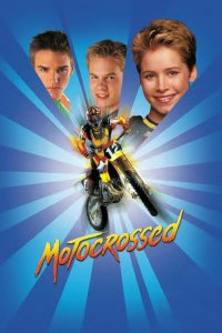 "Poster for the movie ""Motocrossed"""