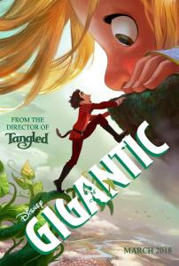 "Poster for the movie ""Gigantic"""