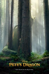 "Poster for the movie ""Pete's Dragon"""