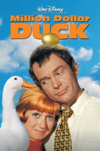 """Poster for the movie """"The Million Dollar Duck"""""""