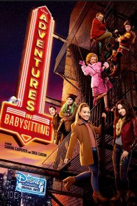 "Poster for the movie ""Adventures in Babysitting"""