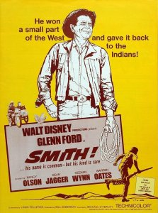 "Poster for the movie ""Smith!"""