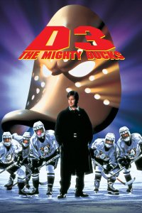 "Poster for the movie ""D3: The Mighty Ducks"""