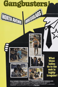 "Poster for the movie ""The North Avenue Irregulars"""